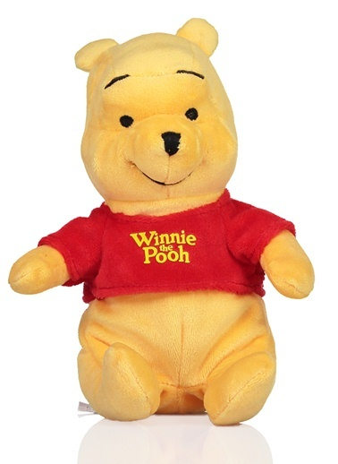 Disney WTP Pooh Floppy 20cm-Disney